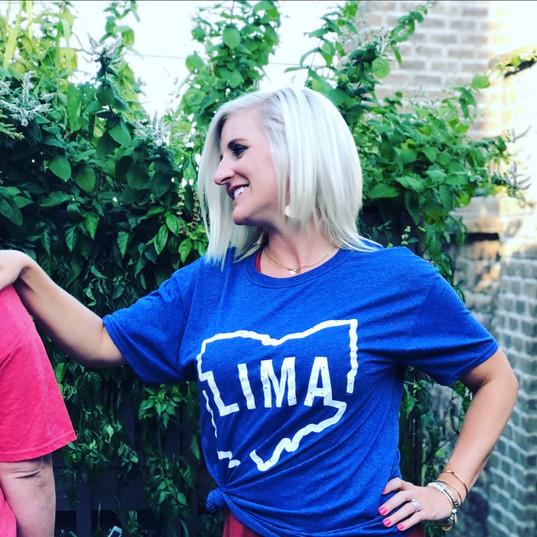 Lima, Ohio T-Shirts $15