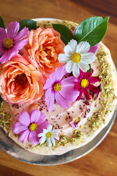 Spiced Honey & Rose