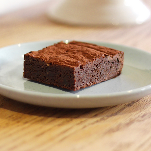Chocolate Fudge Brownies GF