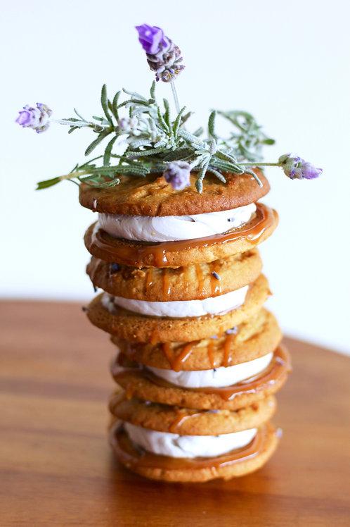 Honey Lavender Caramel Montes