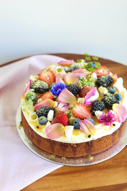 Aussie Pav Cake