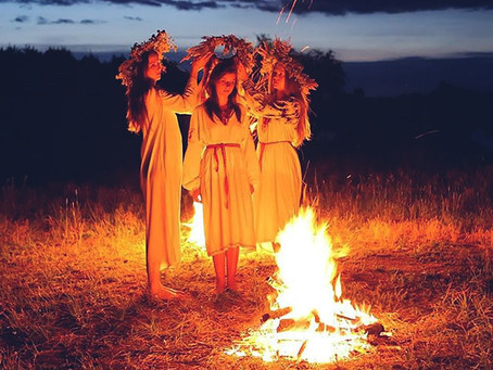 Litha or Summer Solstice