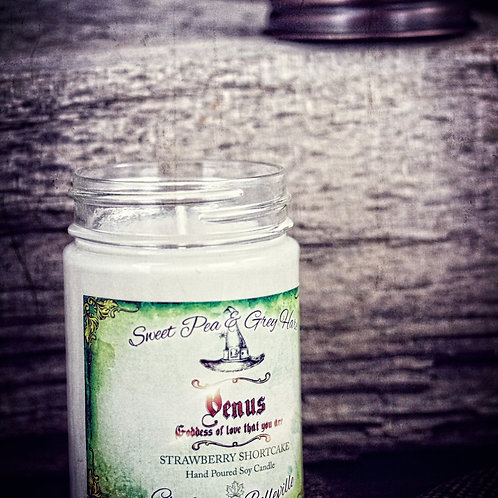 Venus ~ Goddess of love that you are 10oz