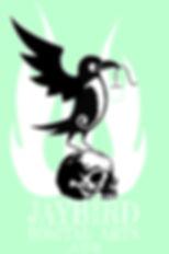 JayBird tee shirt and merch design web.j