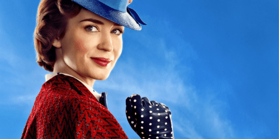 Mary Poppins Returns Party