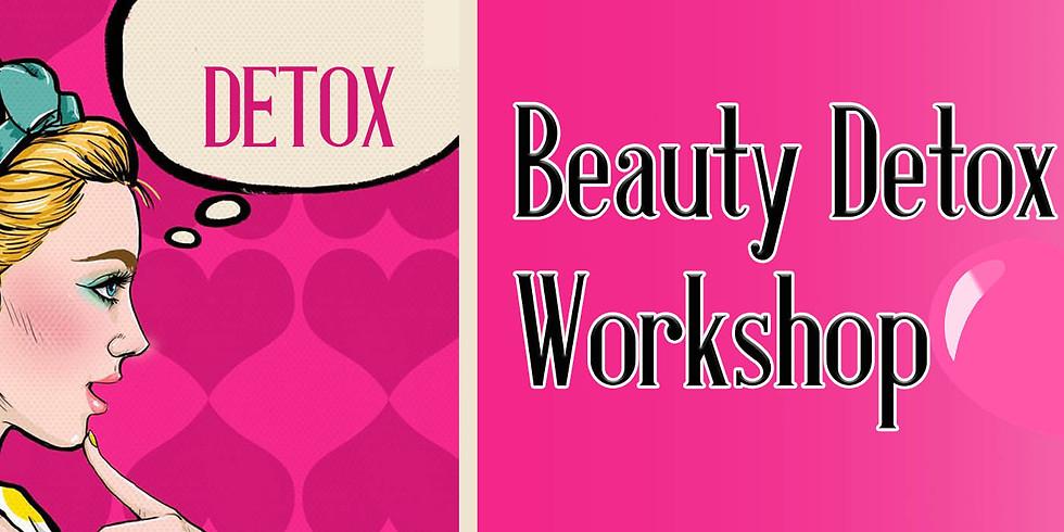 Spring Cleaning - Detox, Dry Brushing & Japanese Facial