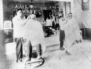 The Singing Barber