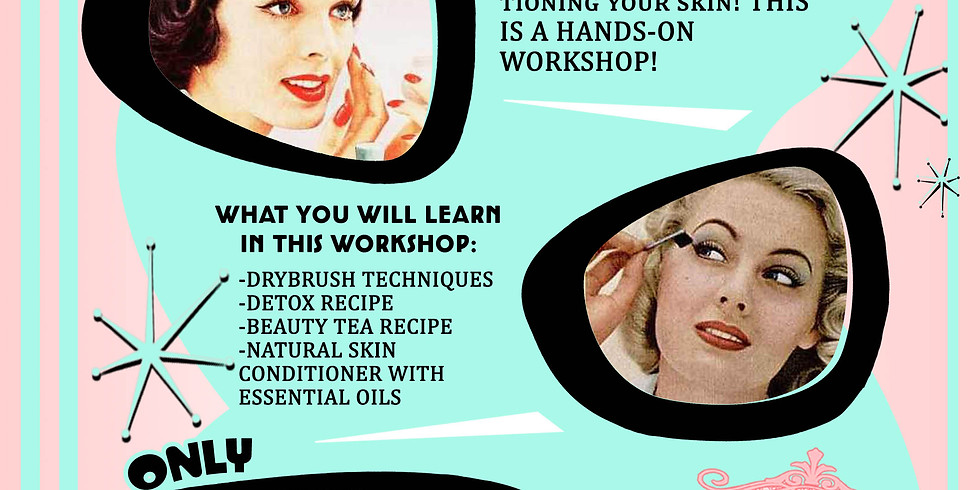 Beauty Detox Workshop