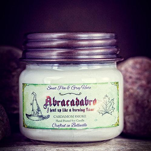 Abracadabra ~ I heat up like a burning flame 6oz