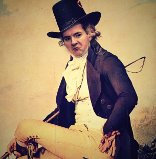 George Osborne about to horsewhip poor people