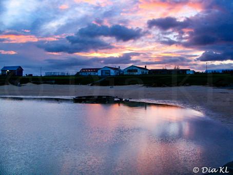 Iceland (2006) ~ 03.Seltjarnarnes, Nautholsvik Beach