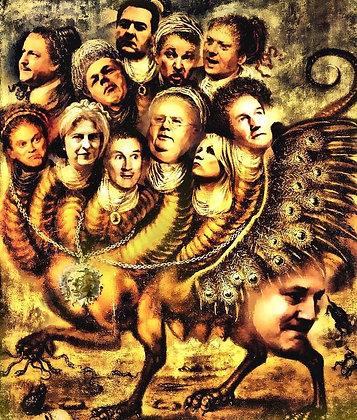 The 11 headed whore of Westminster