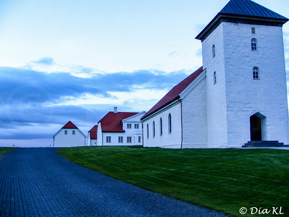 The house of the President of Iceland, 2006
