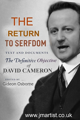 Dave Cameron von Hayek and the return to serfdom