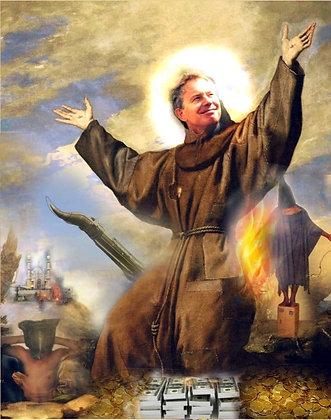 Tony Blair the Messiah