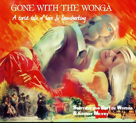 Gone with the Wonga