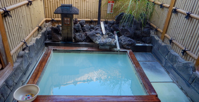 Onsen introduction: the Japanese hot springs