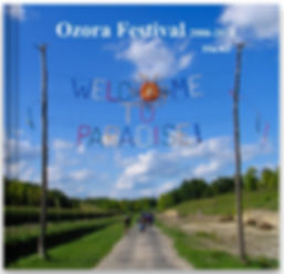 Ozora festival years 2006 to 2010 photobook