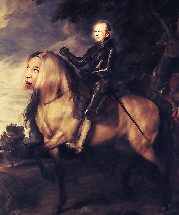 Hopkins the horse