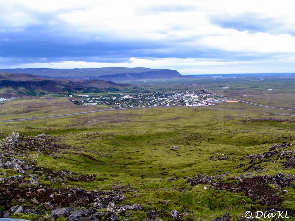 Hveragerdi, Hveragerði, Iceland 2006