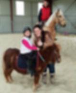Cours équitation poney