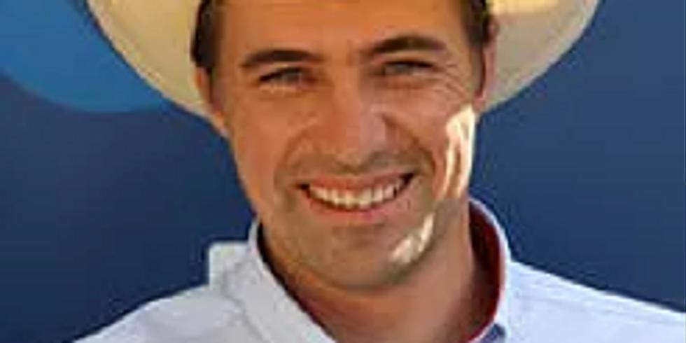 Stage équitation Western avec Grégory Legrand