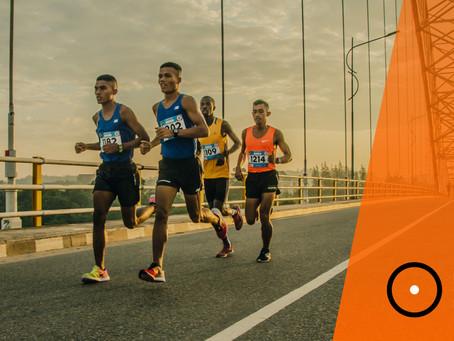 Porque você deve pensar sua comunicação como uma prova de maratona (e não 100 metros rasos)
