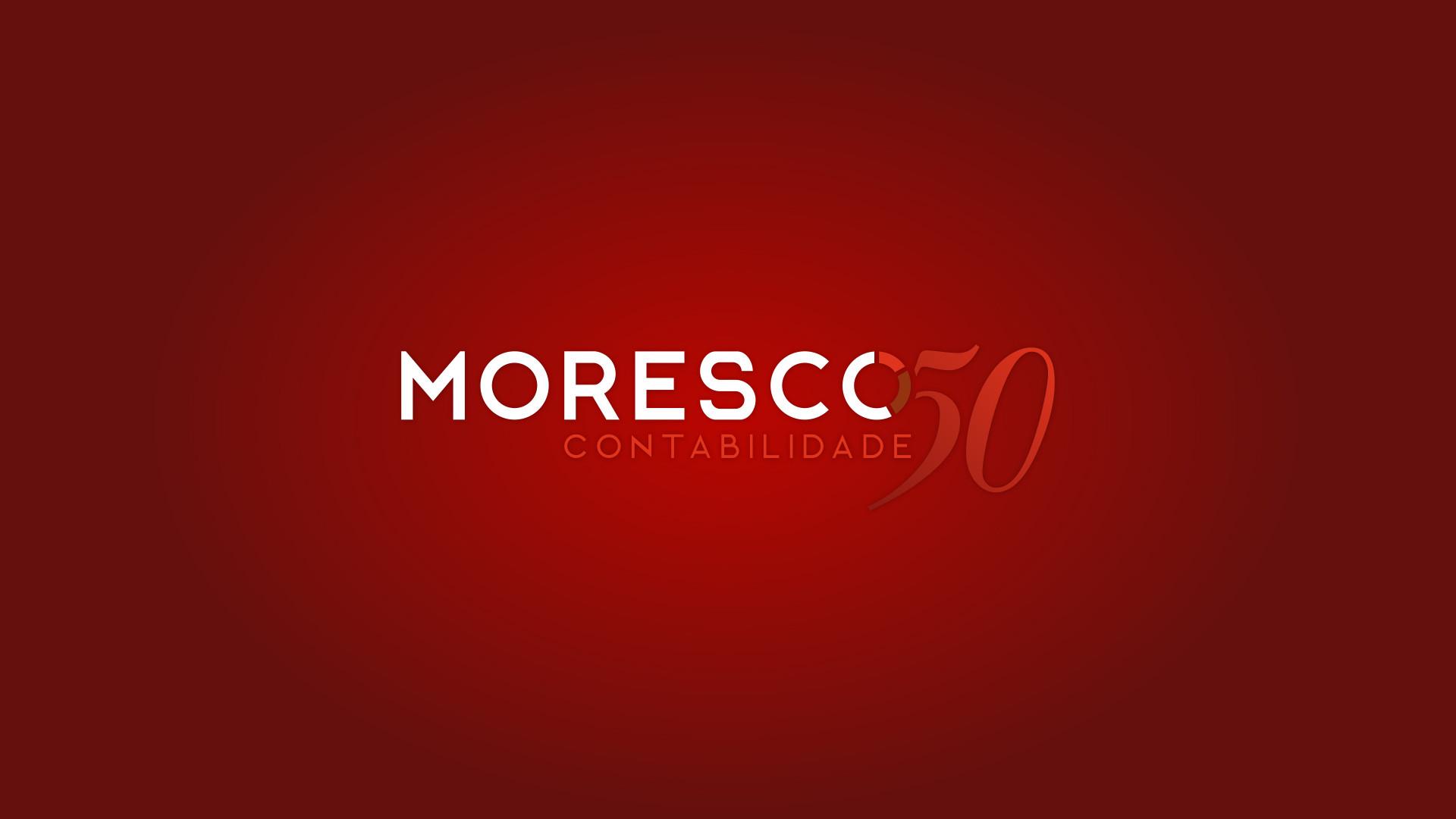 Campanha institucional Moresco