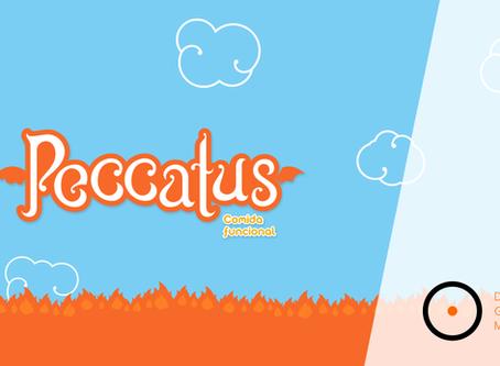 Bastidores da criação: naming Peccatus