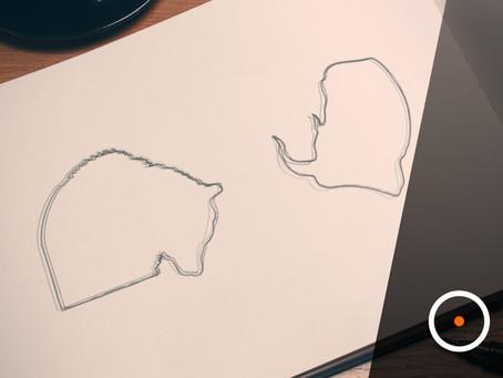 Bastidores da criação: Identidade Visual Auroque Investimentos