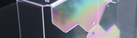 Cięcie laserem plexi