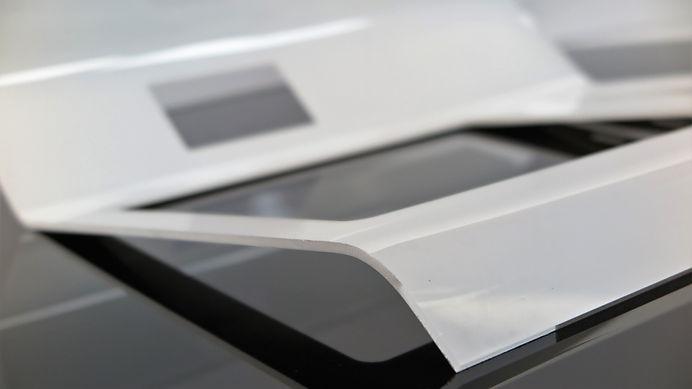 Panel do maszyny z plexi