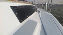 Szyby plexi do łodzi jachtów