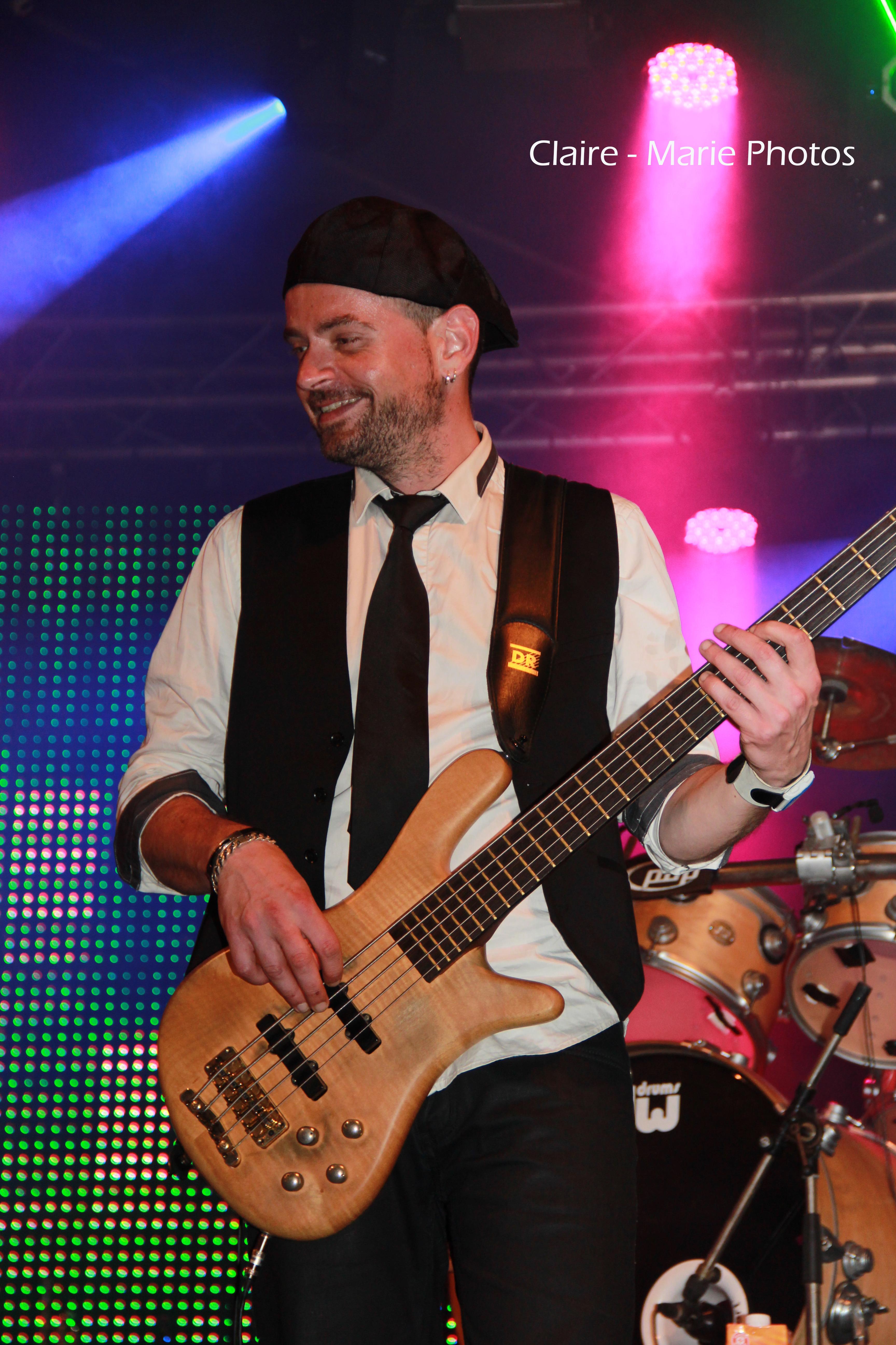 mickael audreno bassiste suspens orchestra