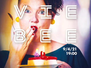 Narozeninový koncert Sylvie Bee - ONLINE
