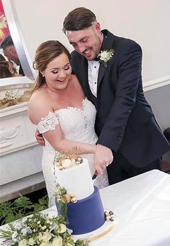 Wedding Cake Testimonial - Cup and Cakes