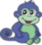 monkey knoll-clipart-6bc537a241ffc746acb