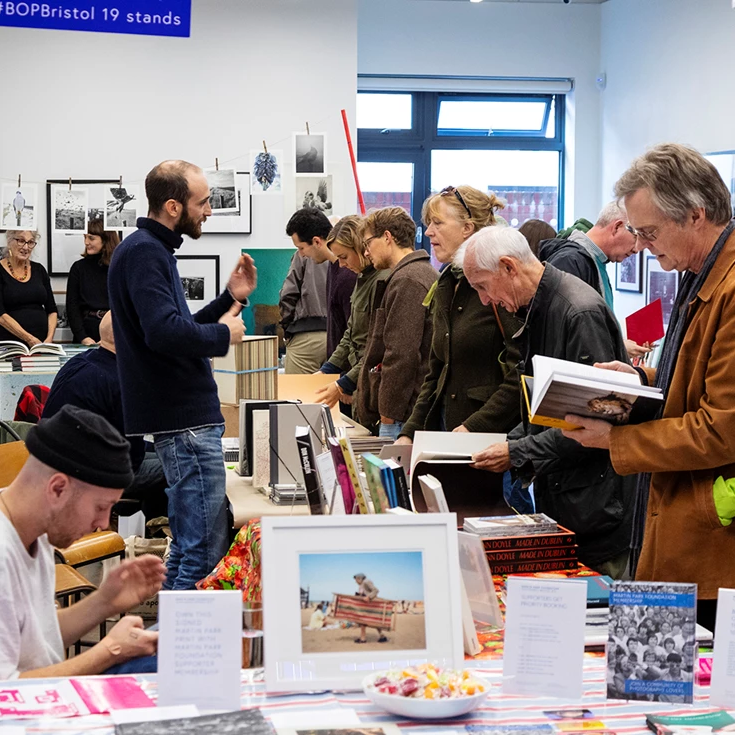 Tutor led study event: Books on Photography - Bristol - 24 October