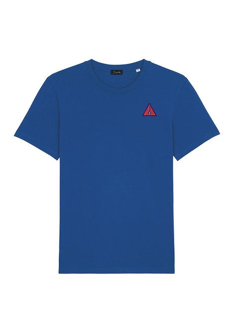 Danger Blue T-Shirt