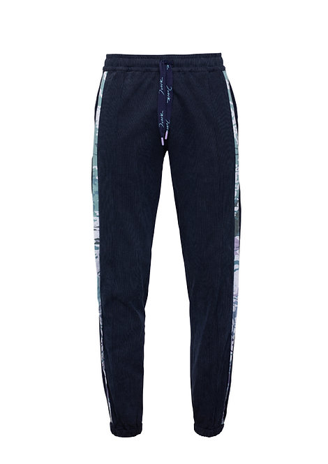 Upcycled Reef  Track Pants