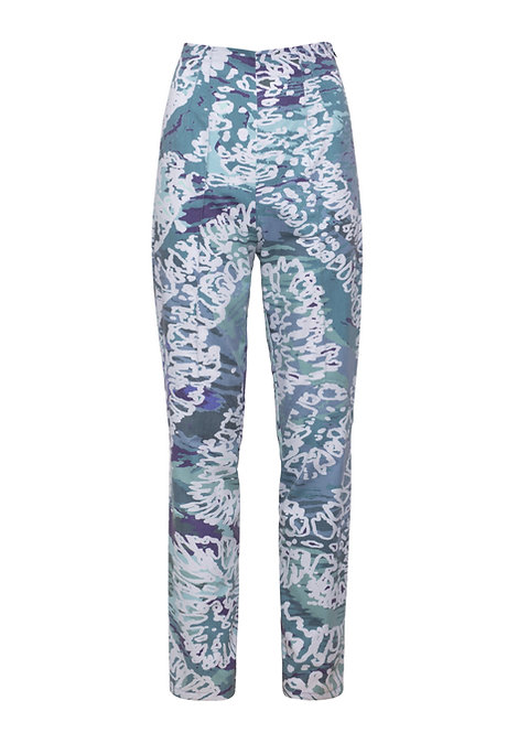 Reef Fitted Trousers
