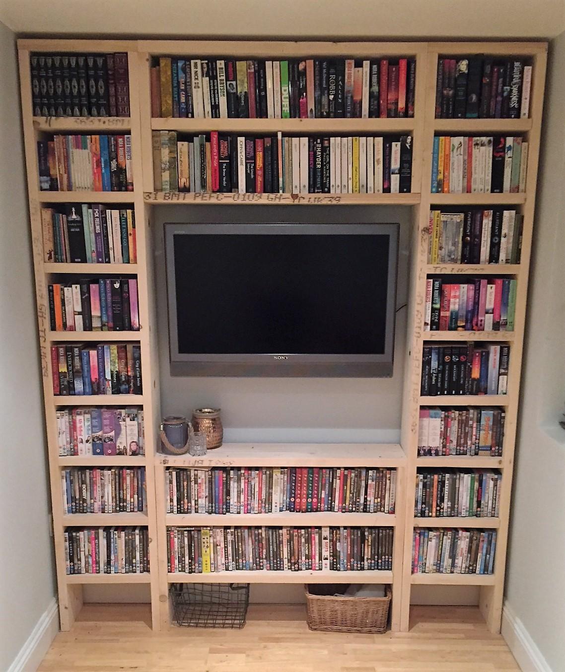 Bespoke Bookcase (2)