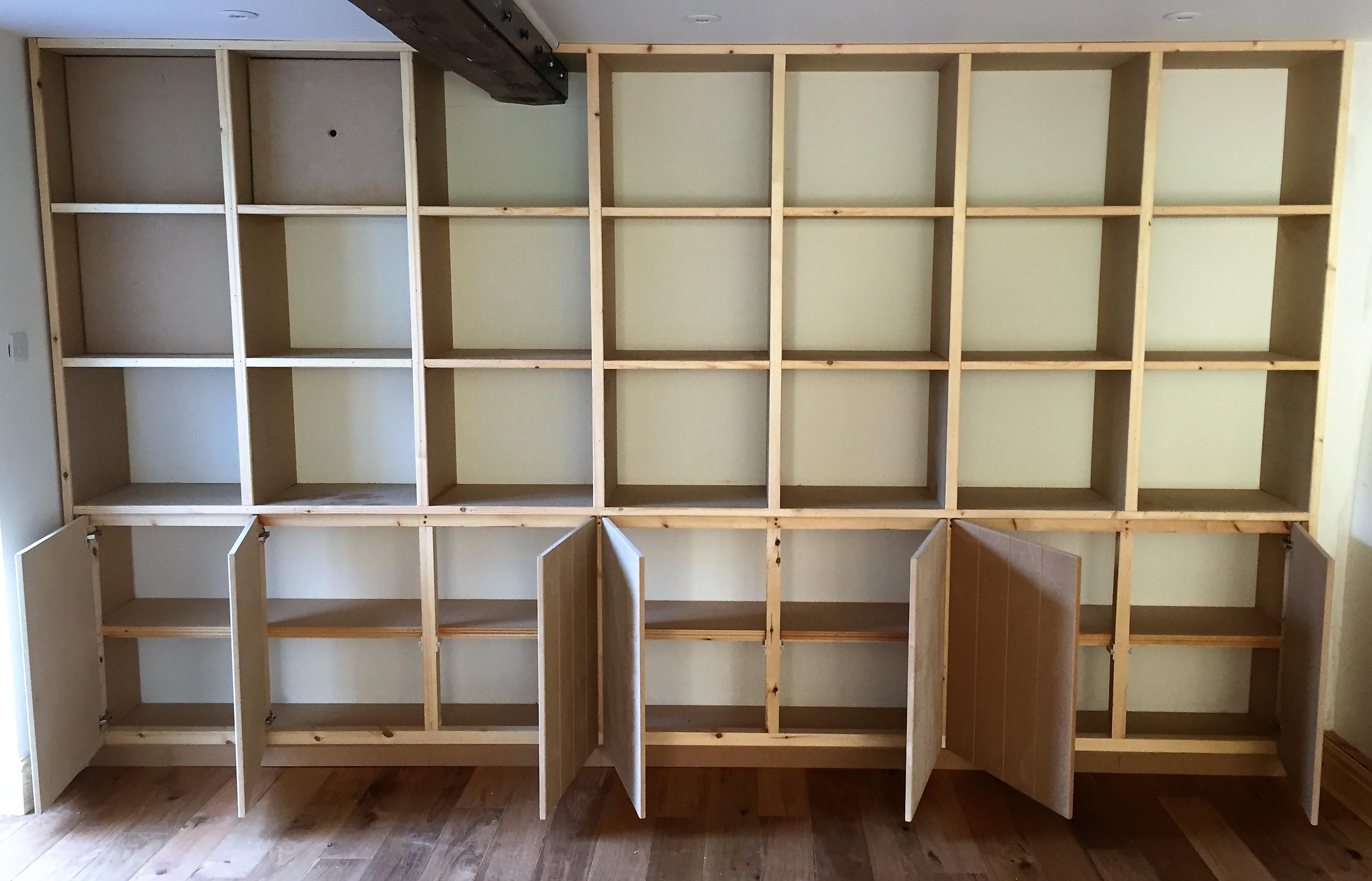 Bespoke Bookcase (4)