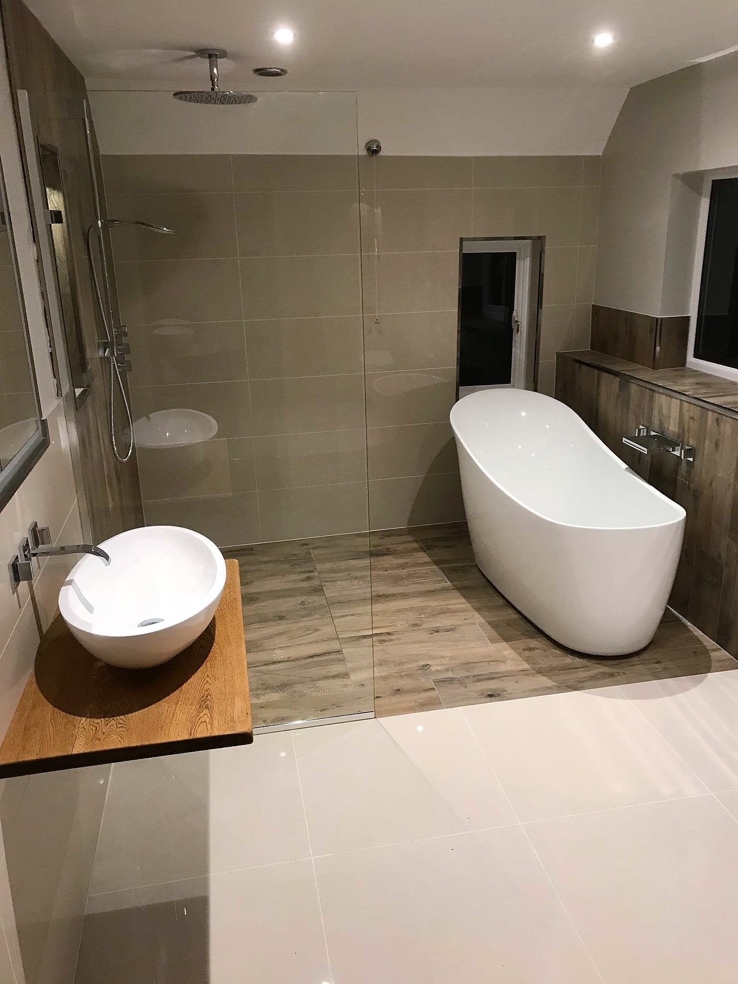 Bathrooms (5)