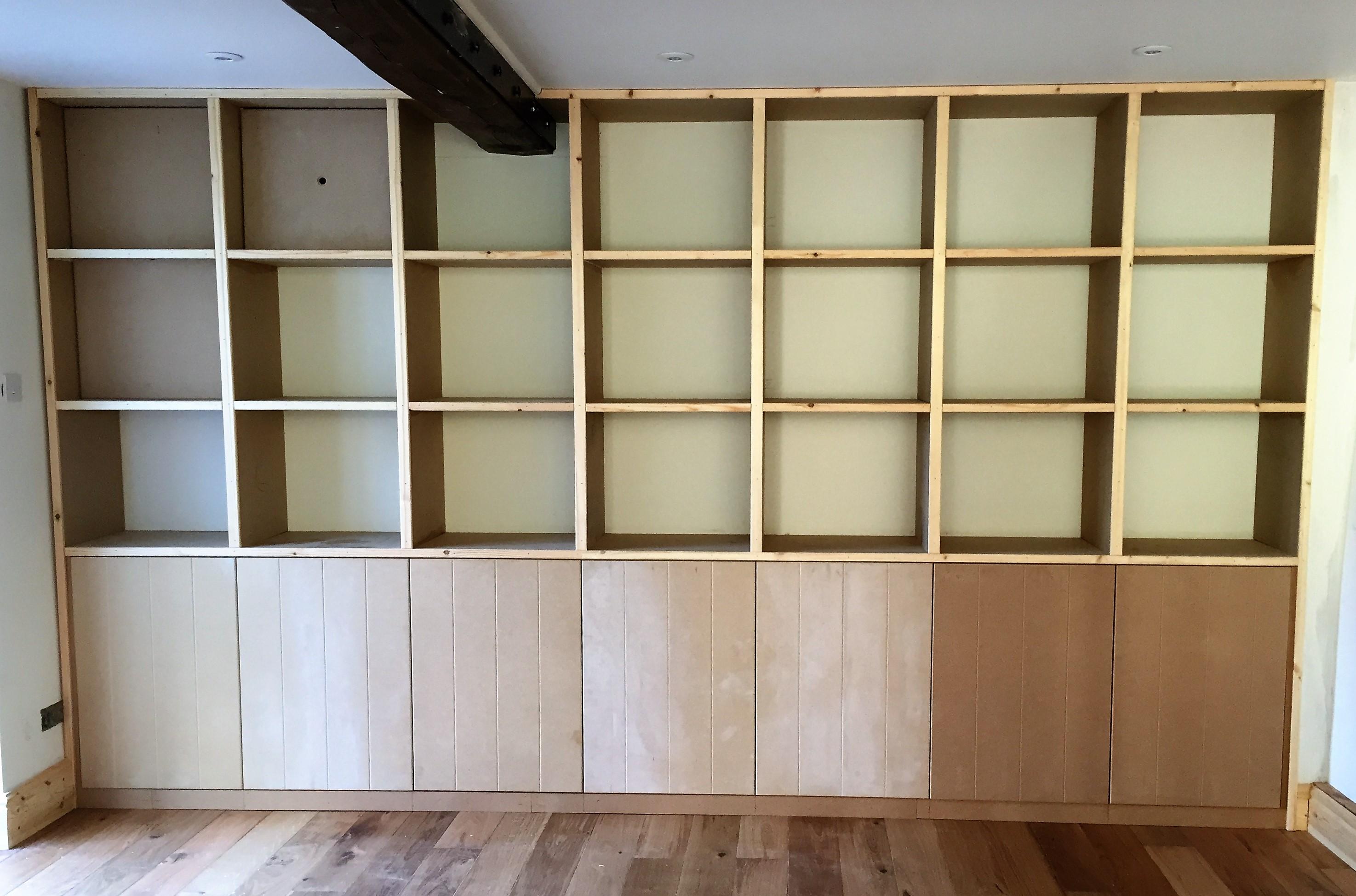 Bespoke Bookcase (3)