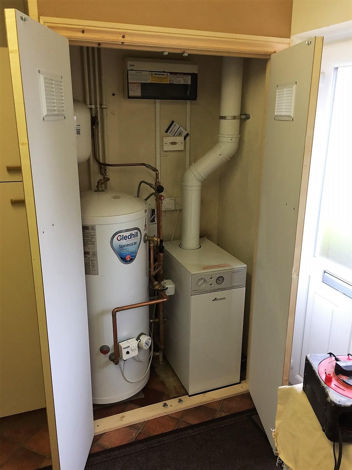 Boiler Housing (2)