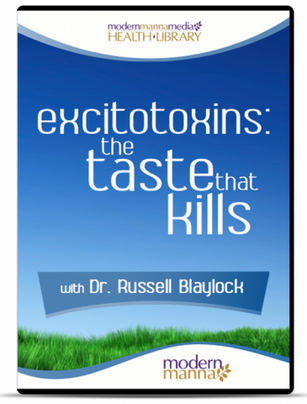 """""""Excitotoxinas, o sabor que mata"""""""