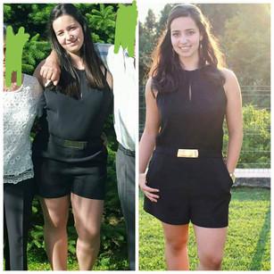 Conheça o plano alimentar que  levou Rita Santos a perder 14 kg
