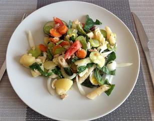 Salada, a nossa queridinha de verão