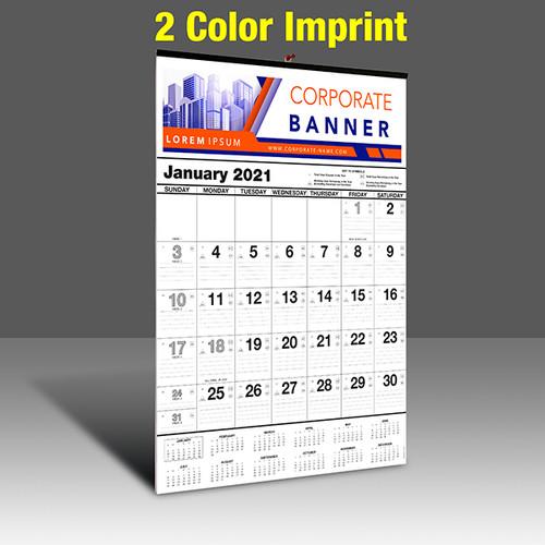 WA101 Black Base - 2 Color Imprint